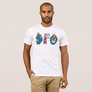 Men's T-Shirt | SAN FRANCISCO, CA (SFO)