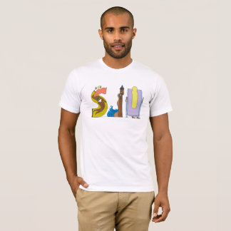 Men's T-Shirt | SAN JUAN, PR (SJU)