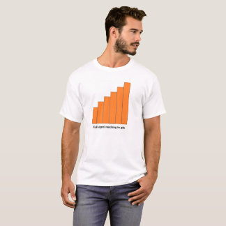Mens T-shirt to attract girls