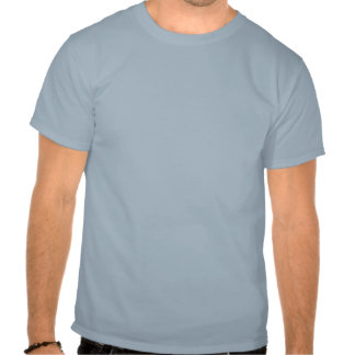 Mens T-shirt w/ YOU CAN AND WILL BE CHARGED