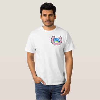 Mens T-Shirt with Logo Crest