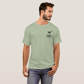 Men's T-Shirt with Vintage Logo