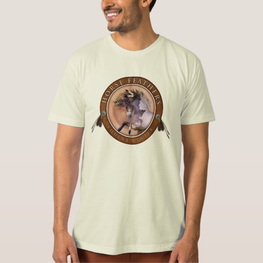 Men's T-Shirts to Help Horse Feathers