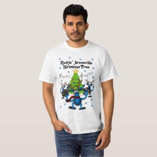 Men's Tacky Christmas Holiday Shirt