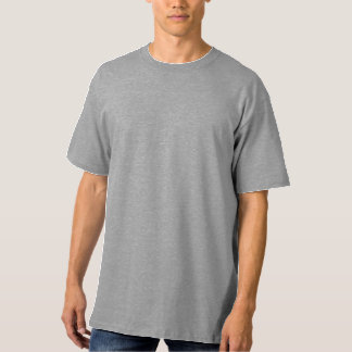Men's Tall Hanes T-Shirt STEEL LT LRG EXTRA + +