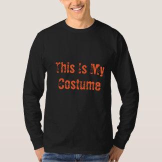 Mens Tee My Costume
