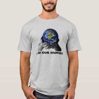 MEN'S TEE SHIRT - EARTH HANDS