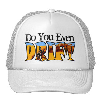 Men's Teenage Boys Do You Even Drift Motocross Trucker Hat