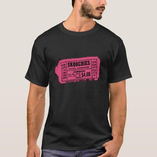 Men's Ticket Graphic T-Shirt