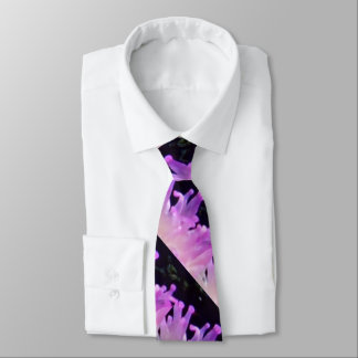 MEN'S TIE - SEA ANEMONE