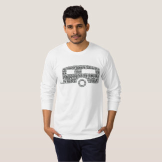 Men's Travel Trailer Long Sleeve T-Shirt