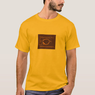 Men's TRP Logo/web address T-Shirt