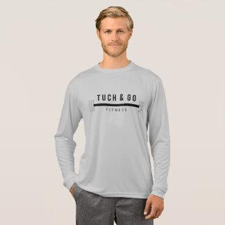 Men's Tuch & Go Fitness Long Sleeve T-Shirt