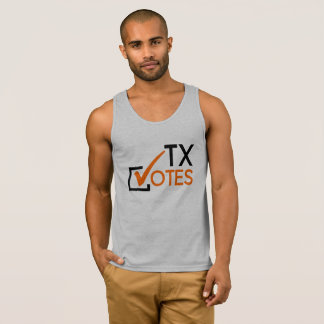 Men's TX Votes Tank Top