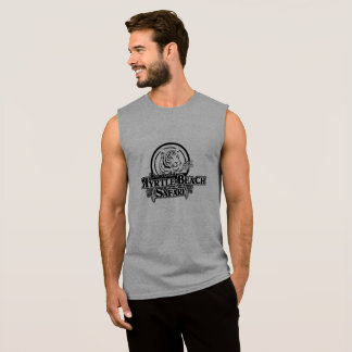 Men's Ultra Cotton Sleeveless T-Shirt - GREY