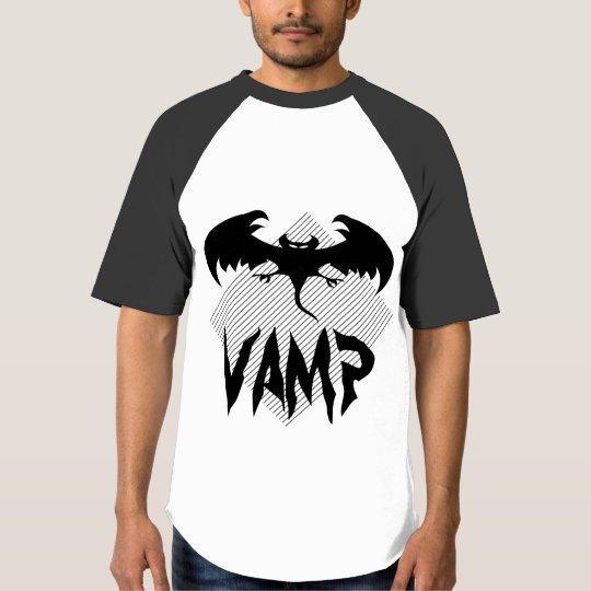 Men's Vamp Raglan Baseball T-Shirt