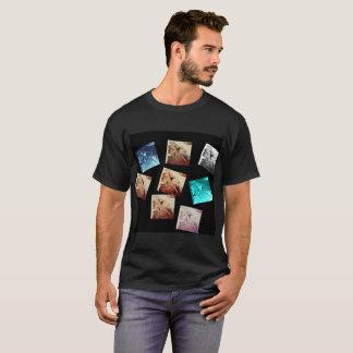 Men's violin t shirt