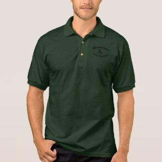 Men's Warrior For Christ Jersey Polo Shirt