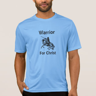 Men's Warrior For Christ Short sleeve T-Shirt