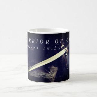 Men's (Warrior Of God) Coffee Mug