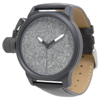 Men's watch Black And White Network
