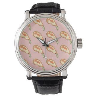 "men's watch ""Chicken pink ver. """