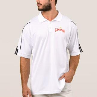 Men's White/Black Adidas Golf ClimaLite® Polo