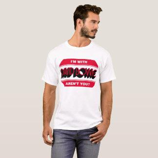 Mens White Duke T-Shirt
