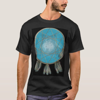 Men's Wolf Dream Catcher shirt