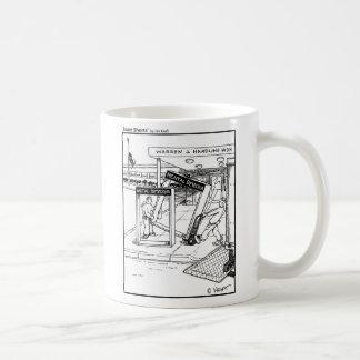 """""""Mental Detector"""" by Jim Kraft Coffee Mug"""