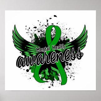 Mental Health Awareness 16 Poster
