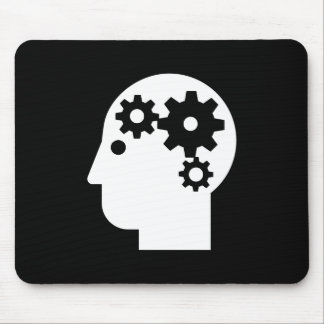 Mental Health Pictogram Mousepad