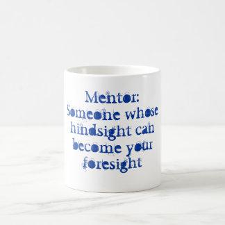 Mentor Coffee Mug