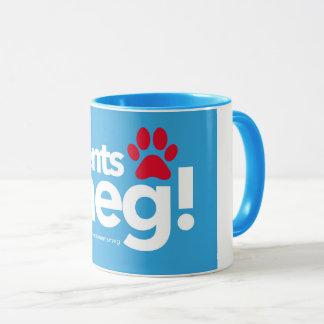 Ments meg! mug