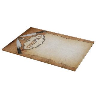 Menu Cutting Board