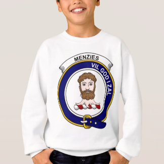 Menzies Clan Badge Sweatshirt