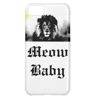 Meow Baby iPhone 5C Case