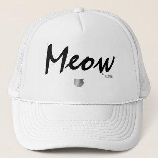 Meow by PhotoCatz Trucker Hat