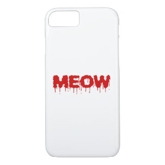 Meow Case-Mate iPhone Case