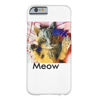Meow Cat Barely There iPhone 6 Case