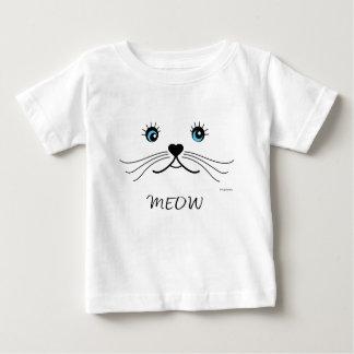 MEOW-Cat-Shirt Baby T-Shirt