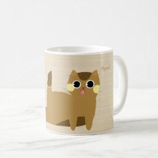 """""""Meow?"""" Coffee Mug"""