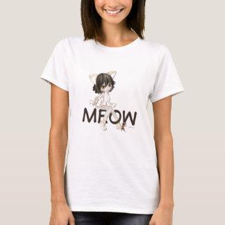 Meow Ladies Tshirt