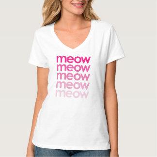 Meow meow meow meow T-Shirt