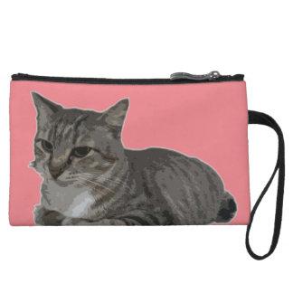 meow! pet me! purse