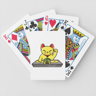 Meow-sician Bicycle Playing Cards