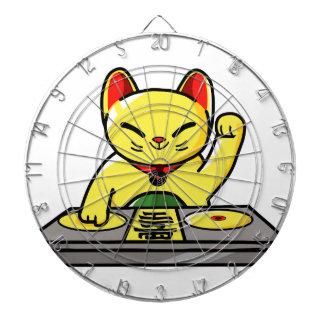 Meow-sician Dartboard