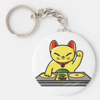 Meow-sician Keychain