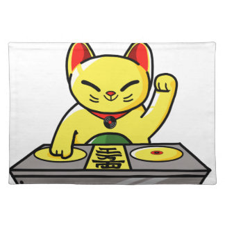 Meow-sician Placemat