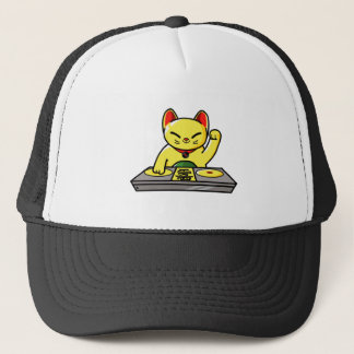 Meow-sician Trucker Hat